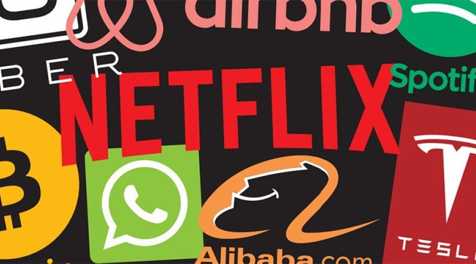 Whatsapp bitcoin netflix logos