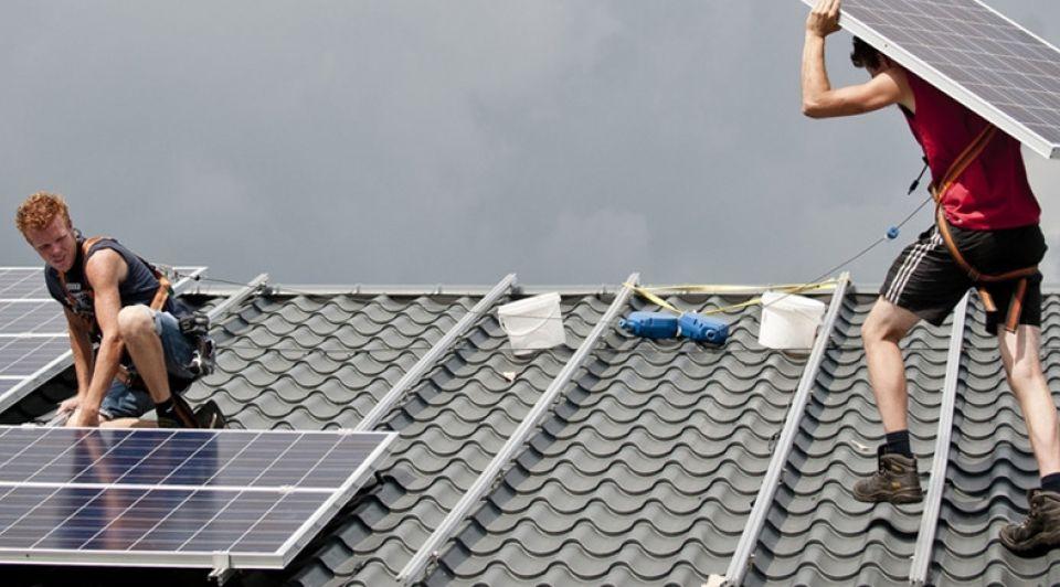 Woningvoorraad zonnepanelen