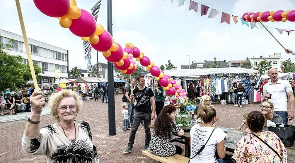 Zaterdagmarkt Breda verplaatst