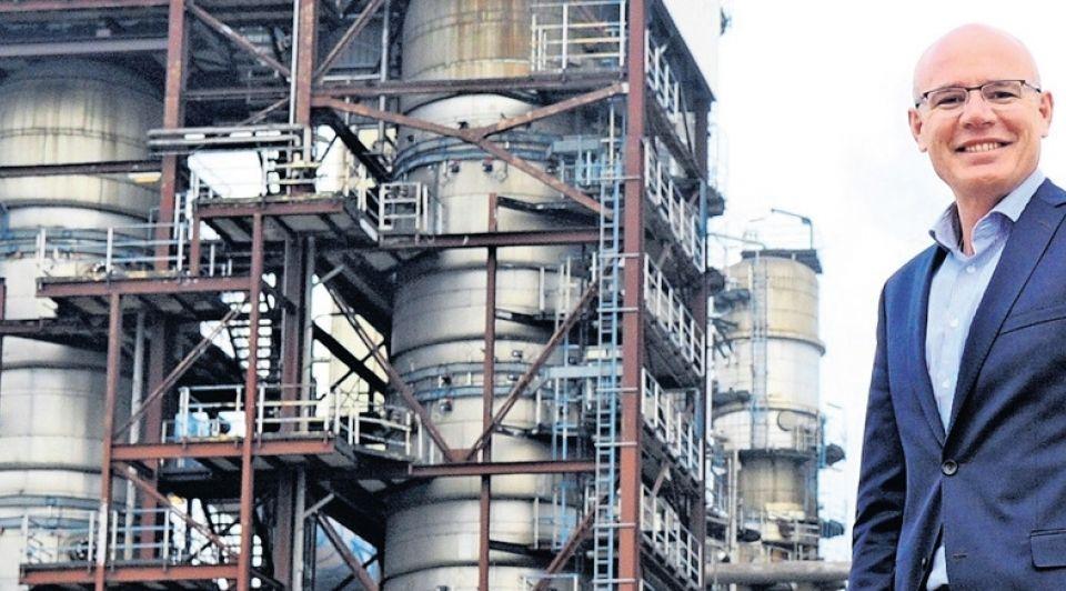 Zeeland refinery lex de meester