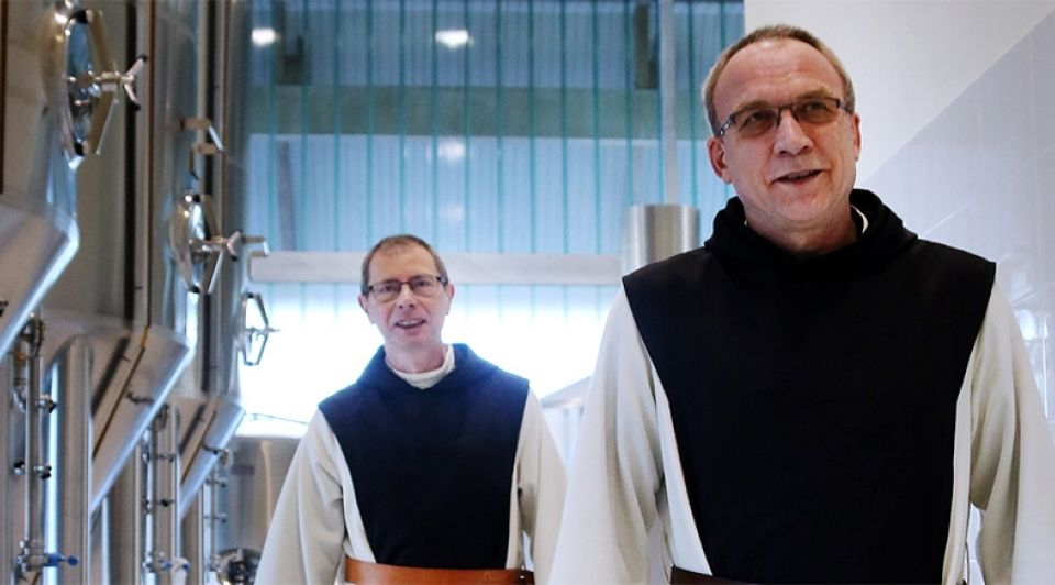 Zundert trappist brouwerij monniken bier bierbrouwers abdij
